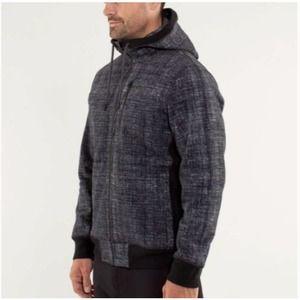 Lululemon Men's Sequence Zip Up Hoodie Fleece